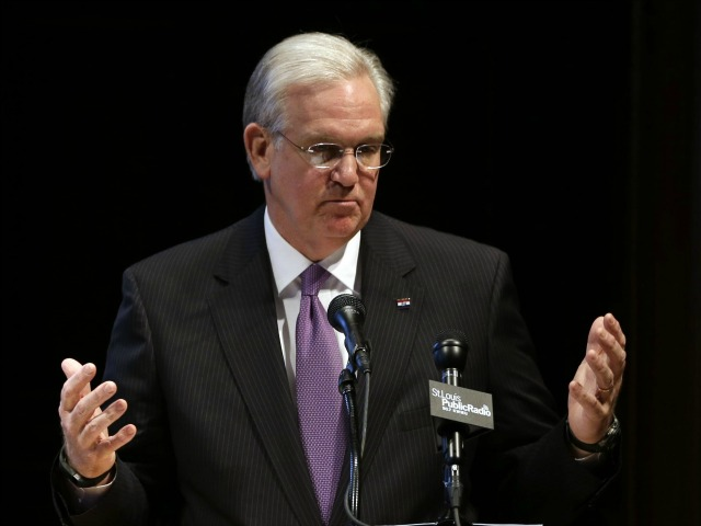 MO Lt. Gov: Gov. Nixon Ignored Ferguson Mayor's Plea for Help During Ferguson Riots