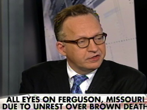 Pinkerton Highlights Breitbart Story that Changed Michael Brown Narrative