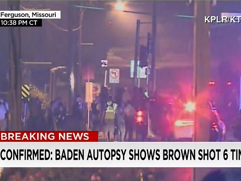 CNN: Gun Shots Fired at Police