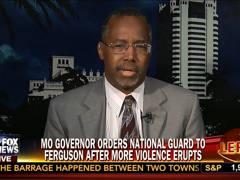 Ben Carson: I Challenged Al Sharpton to a Debate