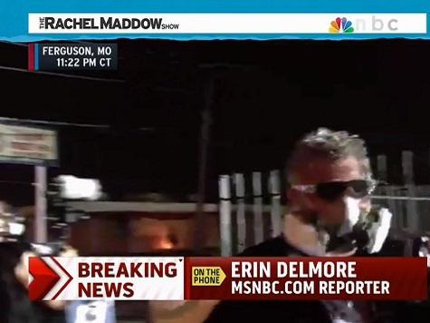 MSNBC Reporter: Ferguson Residents Say Media Provoking Violence