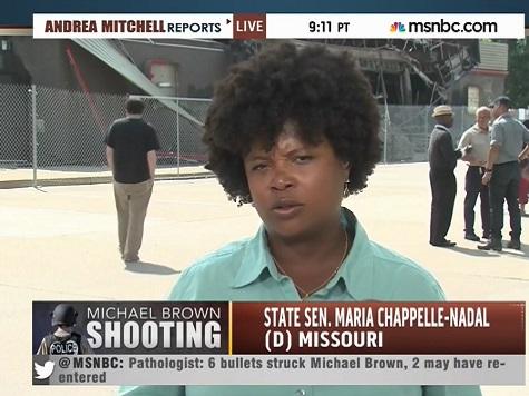 MO State Sen: 'Outside Influence' Increasing Violence in Ferguson