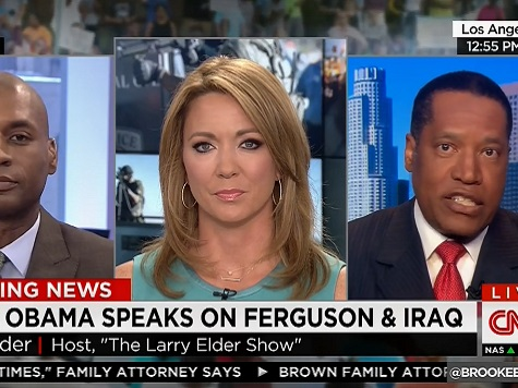 Elder: If Everything Has to Be Racially Representative, Obama Can't be President