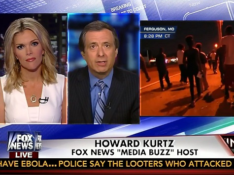 Kurtz: Some Liberal Outlets Creating 'Almost a Lynch Mob Mentality' in Ferguson