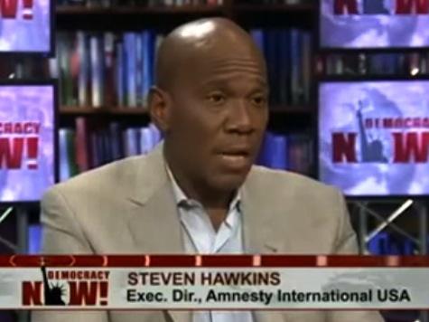 Amnesty International: Ferguson Police Violated International Human Rights Law