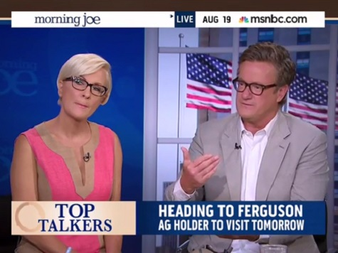 MSNBC's Mika Brzezinski: Obama Has 'Done Great Things' on Race