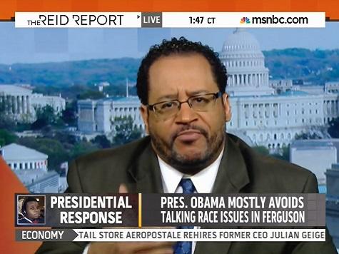 Dyson: Obama's Ferguson Response 'Low Moment' in Presidency