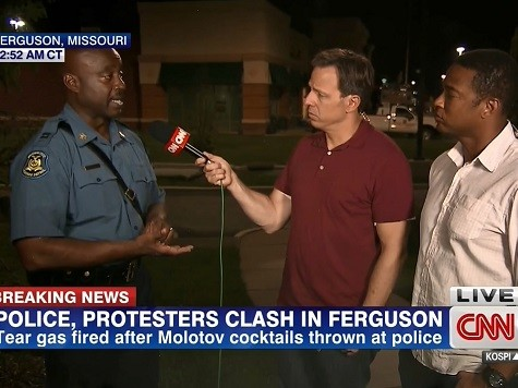 MOHP Cpt. Ron Johnson: 'This Has to Stop'; Invites CNN's Tapper, Lemon on Patrol