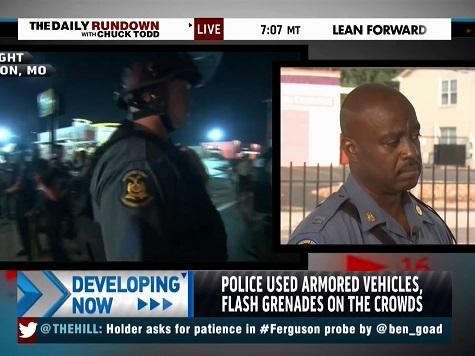 Missouri Highway Patrol Captain: Media 'Glamorize' Criminal Activity