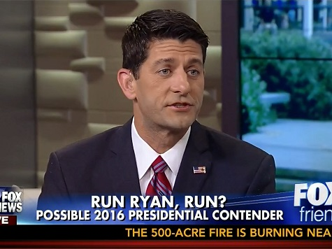 Paul Ryan on Ferguson: 'Let's Not Prejudge Anything'