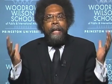 Cornel West: Obama Is a 'Disgusting' Black President