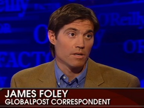 Flashback 2011: ISIS Beheading Victim James Foley on 'The O'Reilly Factor'