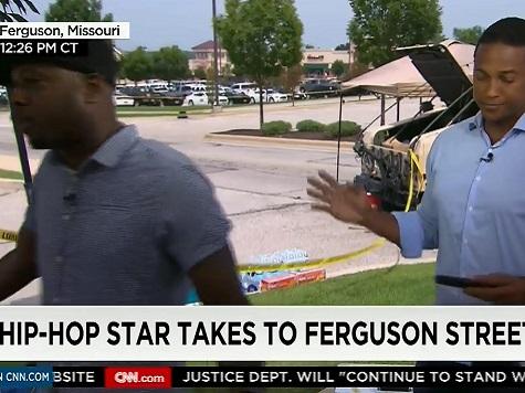Activist Bashes Don Lemon for 'White Supremacy' Ferguson Coverage