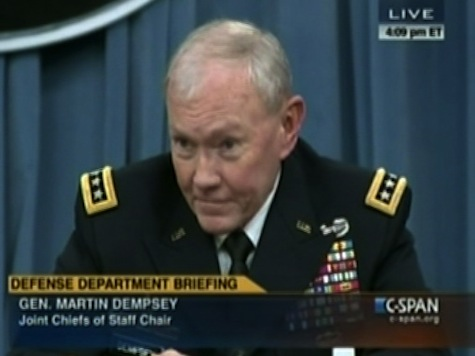 Chair of the Joint Chiefs of Staff: 'Open Borders,' 'Immigration Issues' Making ISIS Immediate Threat