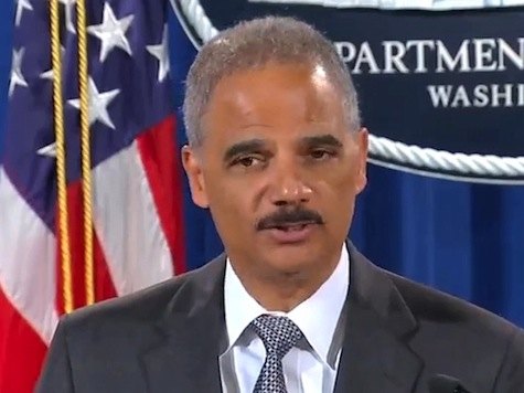 Holder: I Personally Understand 'Mistrust' of Law Enforcement