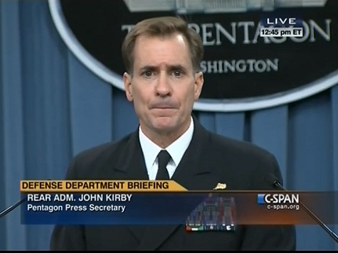 Pentagon Asked if ISIS is Still 'JV'