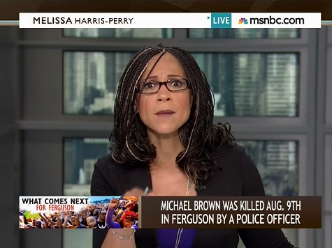Harris-Perry: Reporting on 'Outside Agitators' in Ferguson Is Like Bull Connor