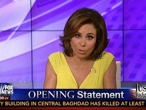 Pirro: Obama 'Weak, Wimpy' on ISIS