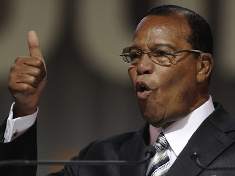 Farrakhan Attacks Arabs, Chinese, Koreans, Indians, Whites in Ferguson Rant