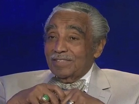 Charlie Rangel: I Was Told Not to Talk About How Racist the Tea Party Is