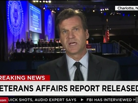 CNN's Griffin: Latest Report On Obama's VA Is 'Damning,' 'Looks Pretty Bad'
