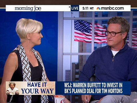 'Morning Joe': Warren Buffett Is a Hypocrite