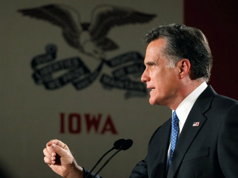 Romney on VP Run: 'Happy to Serve My Country' if Called