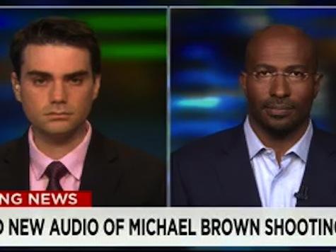 Watch: Breitbart's Ben Shapiro vs Van Jones on Ferguson Facts