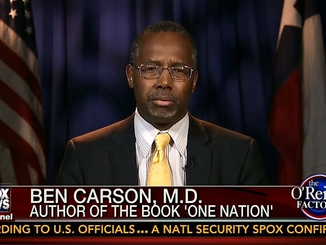 Ben Carson on Struggles of Black Community: 'It's Not a Racial Thing, It's a Social Thing'