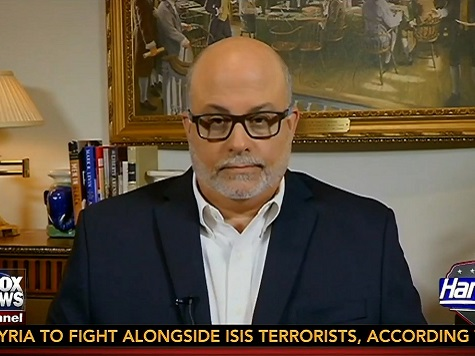 Levin: Obama ISIS Policy One of the Worst 'National Security Screw-Ups in Modern American History'
