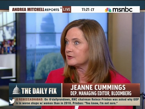 Bloomberg's Cummings: Republicans Want to Take Away Birth Control