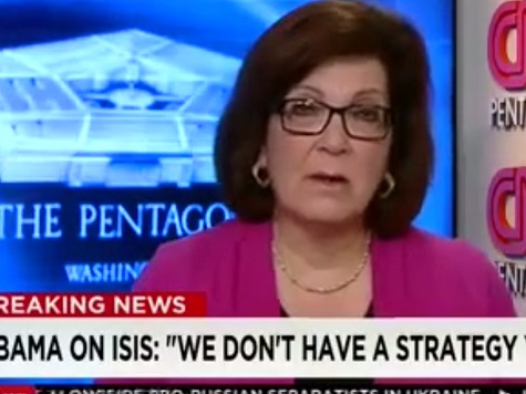 CNN Pentagon Correspondent: Lack of Strategy on ISIS 'Odd,' 'Surprising'
