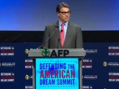 Perry: 'If Washington, DC Will Not Do Its Job to Secure Its Border, Texas Will'