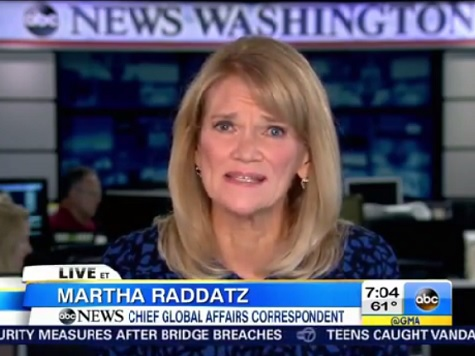 ABC's Raddatz: Obama's Lack of ISIS Strategy 'Creating a Lot of Concern,' a 'Stark Admission'