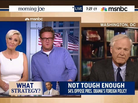 Scarborough: There's Something 'Machiavellian' about Obama's No 'Strategy' Remarks
