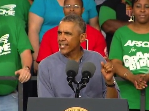 Obama: People in Power Trying to Bamboozle You