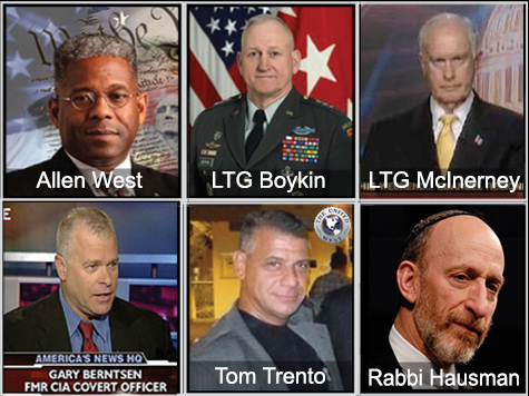 CAIR Declares Military Vets Allen West, Jerry Boykin 'Islamophobes'