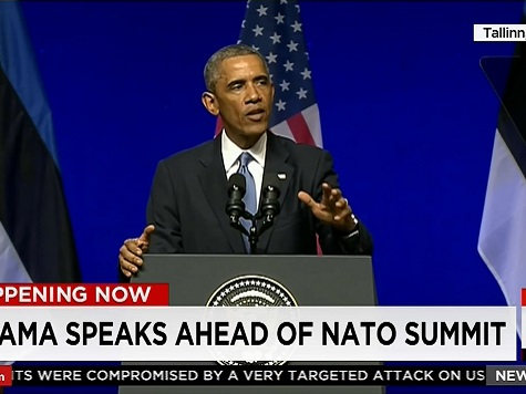 Obama Vows To Defend 'Territorial Integrity' of NATO Allies