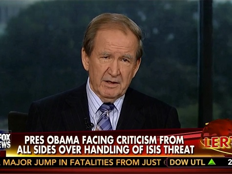 Buchanan: 'There Is No Caliphate that Can Threaten the United States'