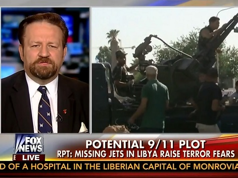 Watch: Breitbart's Sebastian Gorka Discusses Missing Libyan Airliners on 'Fox & Friends'