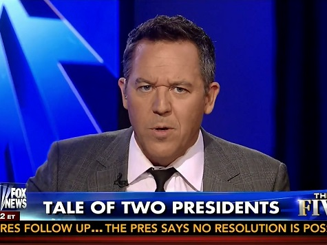 Gutfeld on Obama's ISIS Tack: 'Selena Gomez Has More Testosterone'