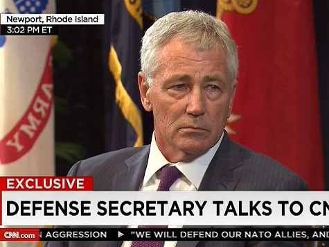 Hagel: US Won't 'Contain' ISIS, Unaware of 'Manageable' Comments