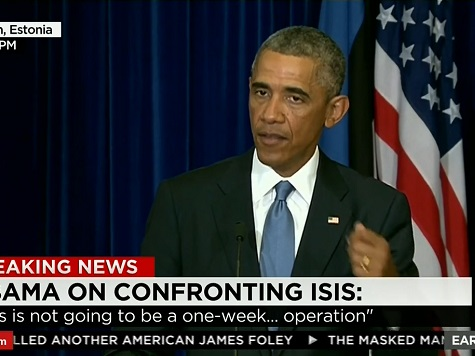 Obama: ISIS Can Become 'A Manageable Problem'