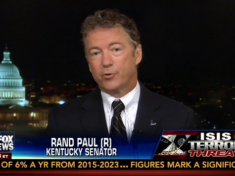 Rand Paul: 'I'm Neither an Isolationist Nor an Interventionist'