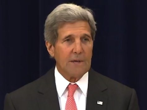 Kerry: Scripture Commands USA to Protect Muslim Countries Against Global Warming