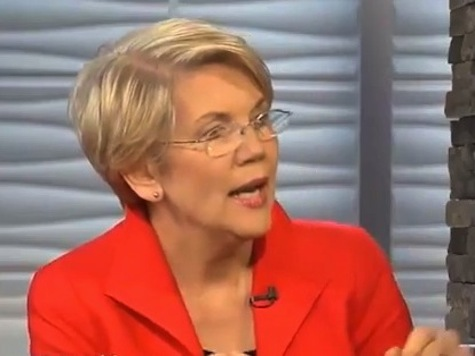 Warren: 'I Worry' About Hillary Clinton's Cozy Relationship with Wall Street