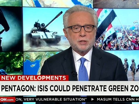 Report: ISIS Has Ability to Penetrate Green Zone