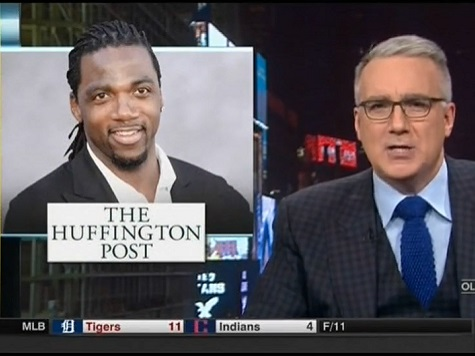 Olbermann Slams 'Supposed News Website' Huffington Post