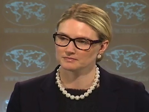 State Dept: America Only One of Many in 'Global Coalition' Against ISIS
