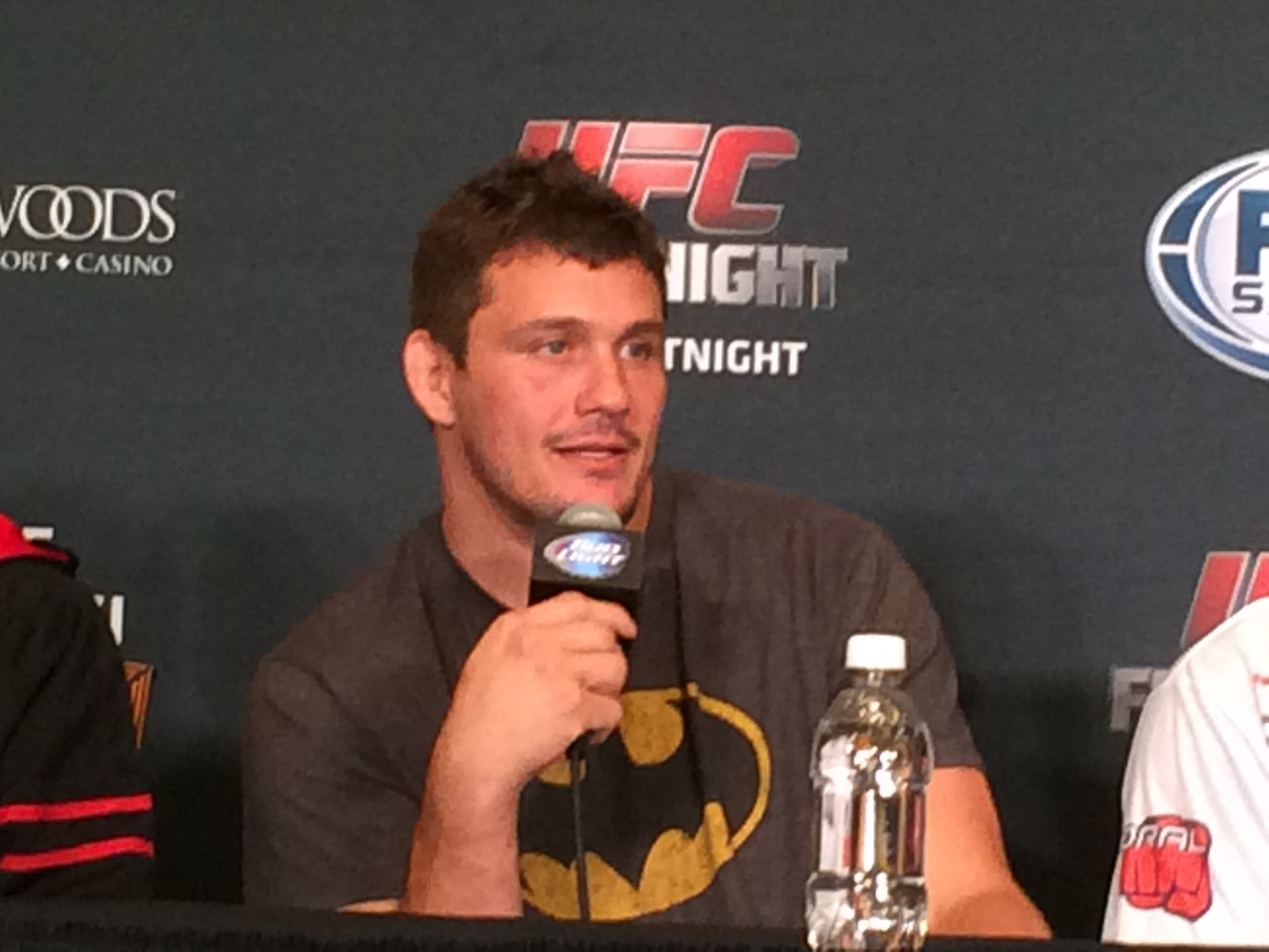 UFC Heavyweight Matt Mitrione Talks Power with Breitbart Sports